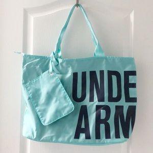 Under Armour nylon travel bag or gym bag